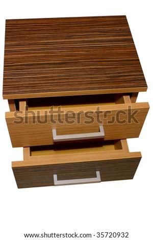 furniture isolated cabinet shelf closet drawer grip