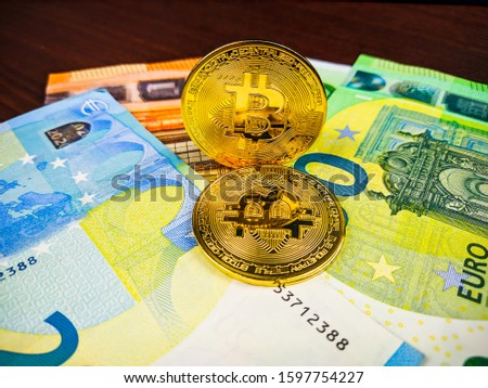 Future banking choices consisted of modern cryptocurrencies such as golden bitcoins and old paper money, choice in investment and trade