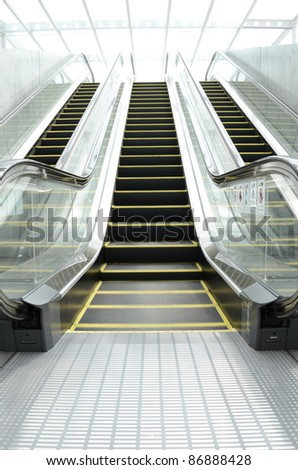 Future escalator