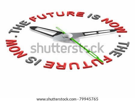 future is now, live in the present not in the past. Think ahead cease the day or the opportunity. Live your life this moment.