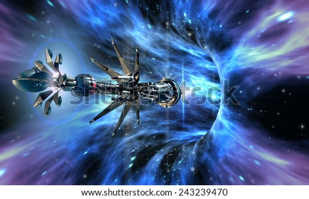 stock-photo-futuristic-military-spacecraft-entering-a-wormhole-for-alien-fantasy-games-or-science-fiction-243239470.jpg