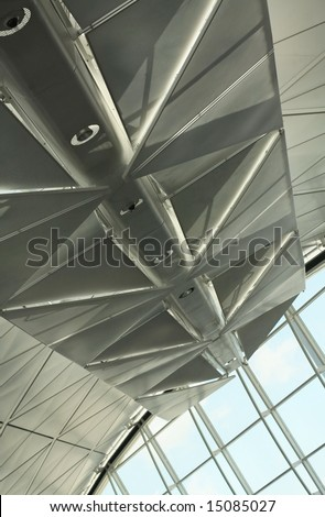 Futuristic roof design