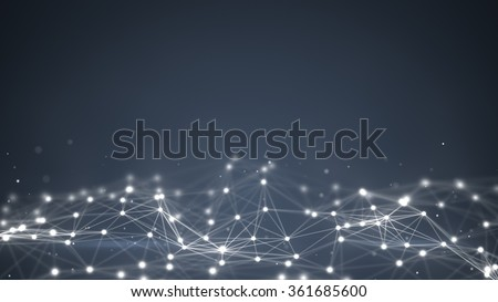 Shutterstock futuristic shape. Computer generated abstract background