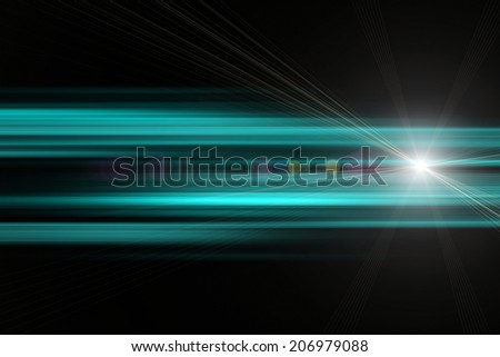 futuristic stripe background design with lights #206979088