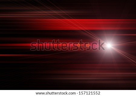 futuristic technology stripe background design with lights
