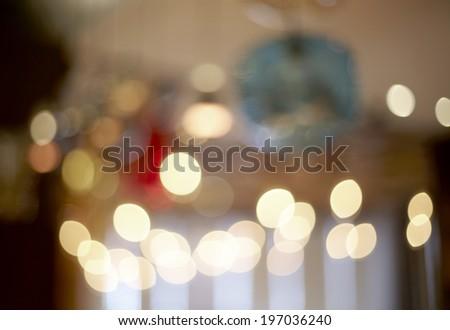 Fuzzy beautiful lighting decor   #197036240