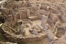 Göbeklitepe or Göbekli Tepe is the oldest known group of cult buildings in the world located near Örencik village, approximately 22 km northeast of Şanlıurfa city center.