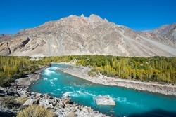 Gahkuch valley Hunza gilgit baltistan Pakistan