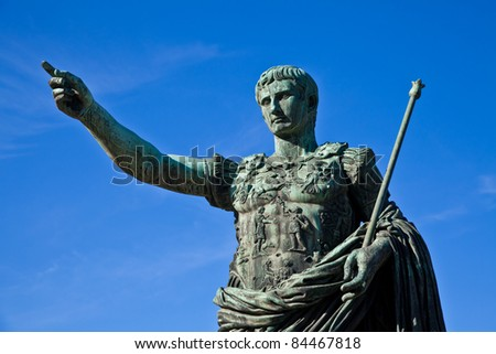 Gaius Julius Caesar (13 July 100 BC â?? 15 March 44 BC) was a Roman general and statesman. Useful for leadership concepts.