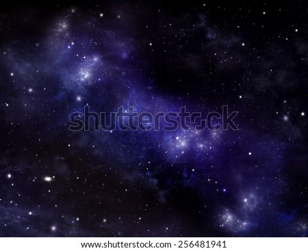 galaxy,abstract blue background