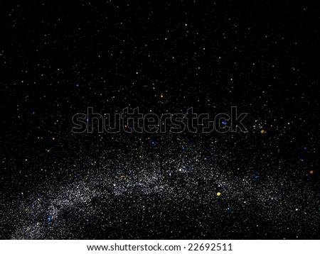 Galaxy and Universe - The International Year of Astronomy