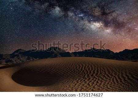 Galaxy Milky Way Al-Ula- Saudi Arabia