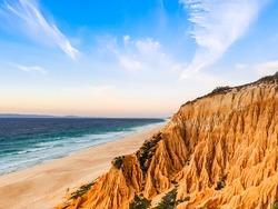 Gale beach in Comporta, Alentejo, Portugal