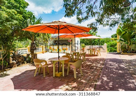Gallery Alma Blou - View around Curacao a Caribbean Island #311368847