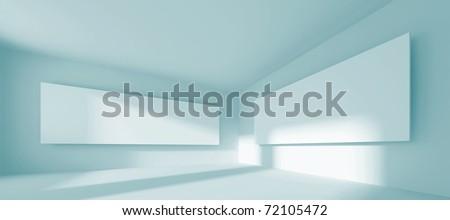 Gallery Interior Background