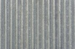 Galvanized iron, background