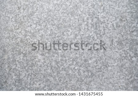 Galvanized steel plate for background,texture of galvanized iron roof plate backdrop pattern. Сток-фото ©