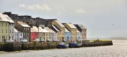 Galway, Ireland - harbor