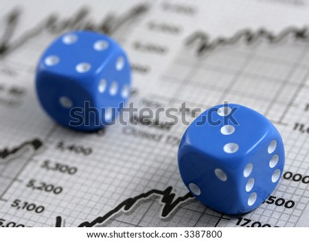 Gambling on Stocks and Shares