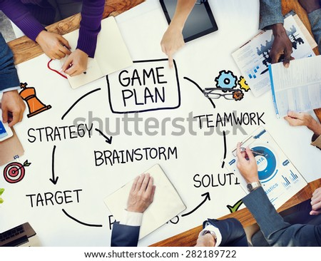 business strategy game strategic plan
