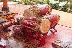 gamelan is traditional javanese and balinese music instuments