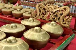 Gamelan jawa. Javanese gamelan musical instruments. Gamelan is traditional Javanese music. Javanese culture