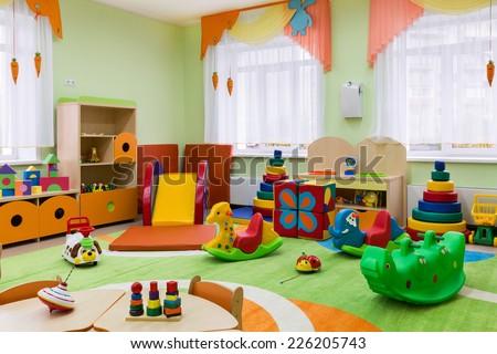 Shutterstock games room