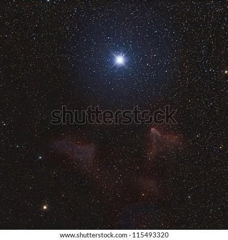 Gamma Cassiopeiae Nebulae
