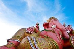 Ganesh pink Thailand