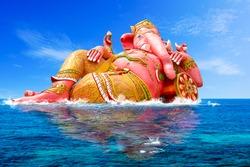 Ganesha, Hindu God and the god of success