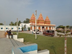 Gangasagar Temple Side view