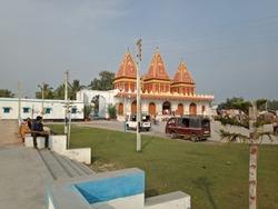 Gangasagar Temple Side view