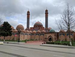 Ganja Mosque Azerbaijan