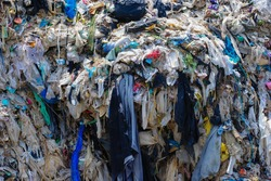 Garbage from debris that is degraded Removal of the waste will increase the accumulation of waste in the storage area.