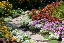 Garden In Bloom, Landscape Design