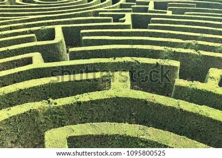 garden labyrinth park
