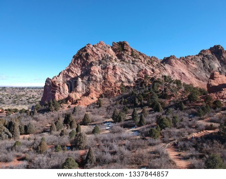 Garden of the Gods #1337844857