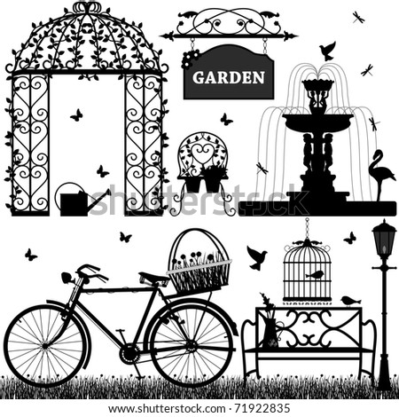 Garden Park Outdoor Recreational