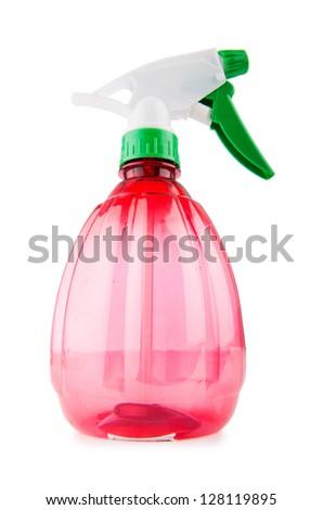 Garden sprayer isolated on the white