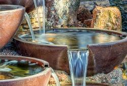 Garden Water Bowls