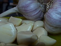 Garlic (Allium sativum) is a popular vegetable crop among many people around the world, due to its pungent taste and characteristic smell.