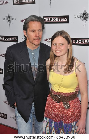 Gary Cole & Daughter Mary At The Los Angeles Premiere Of ...