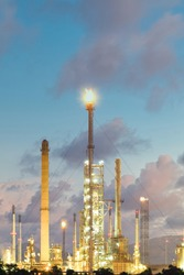 Gas flare or flare stack and flame. Combustion device for industrial plant i.e. petroleum refinery, chemical and natural gas processing plant, oil gas extraction site, oil gas well and offshore rig.