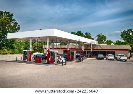 Gas Station And Convenience Store