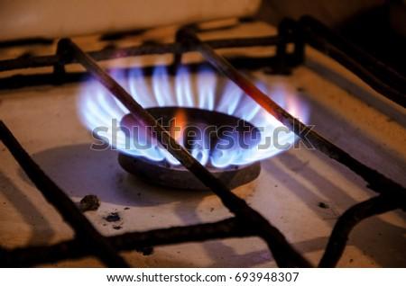 Gas stove #693948307