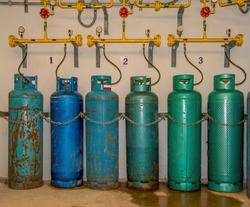 Gas Tanks & Safety Systems