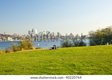 Gas Works Park in Seattle, Washington is public park on the site of the former Seattle Gas Light Company gasification plant, located on the north shore of Lake Union