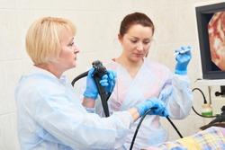 gastrointestinal fiberoptic endoscopy