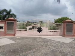 Gate of Rajghat Park