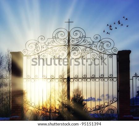 Heaven Gates Designs Gates of Heaven